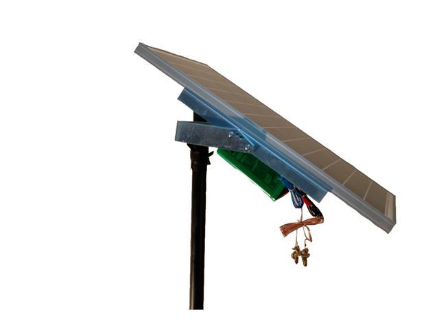 Kit Solar Safrashock Ultra 200 - 10,0 Joules