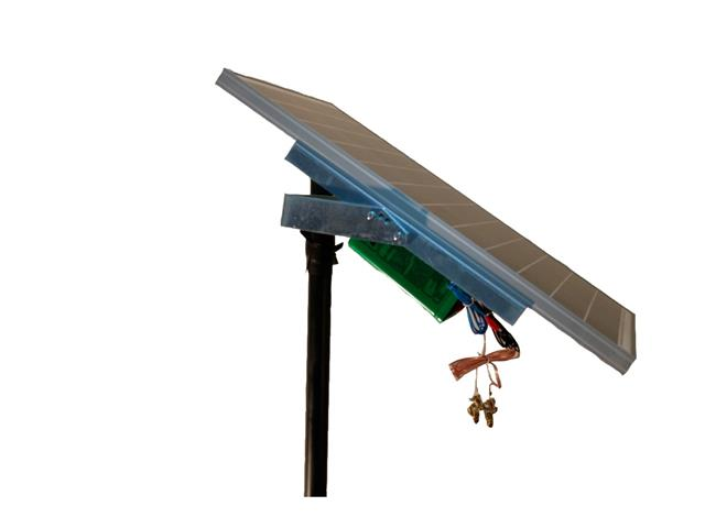 Kit Solar Safrashock Hiper 100 - 5,0 Joules