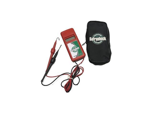 Voltímetro Digital SS + Bolsa para Transportes