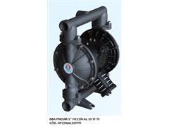 "Bomba de Diafragma Pneumática Vallair Airfluid 1"" HY25N-AL SS TF TF"