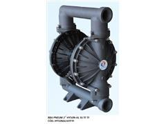 "Bomba de Diafragma Pneumática Vallair Airfluid 2"" HY50N-AL SS TF TF"