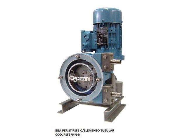 Bomba Peristáltica Vallair Airfluid com Elemento Tub PSF3