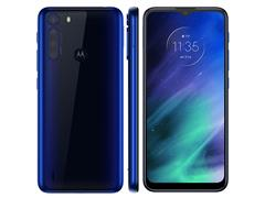 "Smartphone Motorola One Fusion 4G 128GB 6.5"" QuadCâm 48+8+5+2MP Azul - 1"
