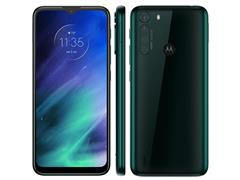"Smartphone Motorola One Fusion 4G 128GB 6.5"" QuadCâm 48+8+5+2MP Verde - 3"