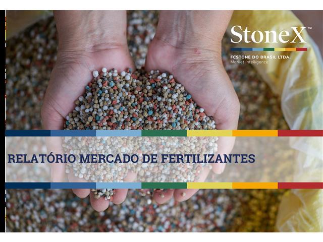 Relatórios para o Mercado de Fertilizantes - StoneX