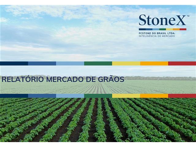 Relatórios para o Mercado de Grãos - StoneX