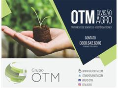 Tratamento de sementes profissional ON FARM - por saco tratado- OTM