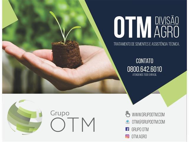 Tratamento de sementes ON FARM - equipe completa mensal - OTM