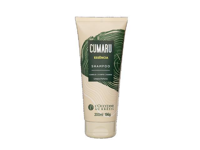 Shampoo L'Occitane au Brésil Cumaru Essência 200ML