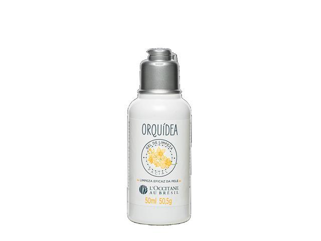 Gel de Limpeza Facial L'Occitane au Brésil Orquídea 50ML
