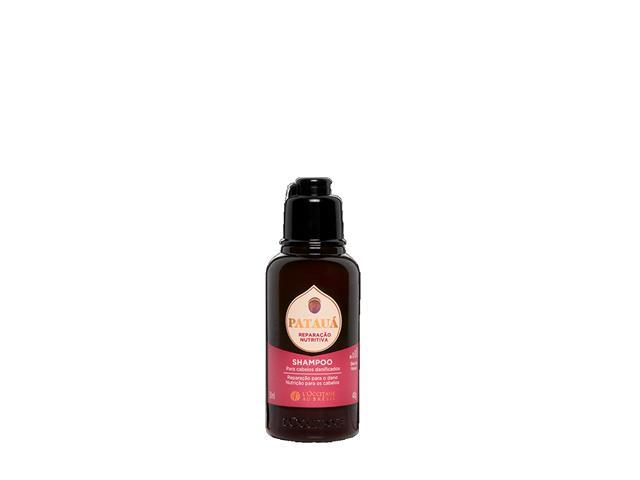 Shampoo Reparação Nutritiva L'Occitane au Brésil Patauá 50ML