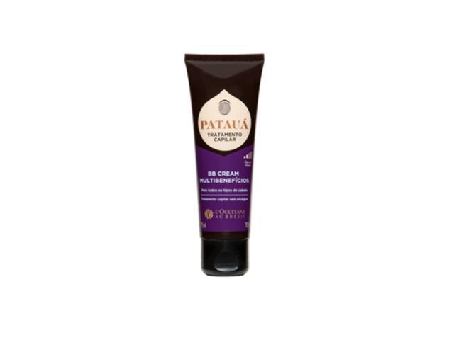 BB Cream Tratamento Capilar L'Occitane au Brésil Patauá 75ML