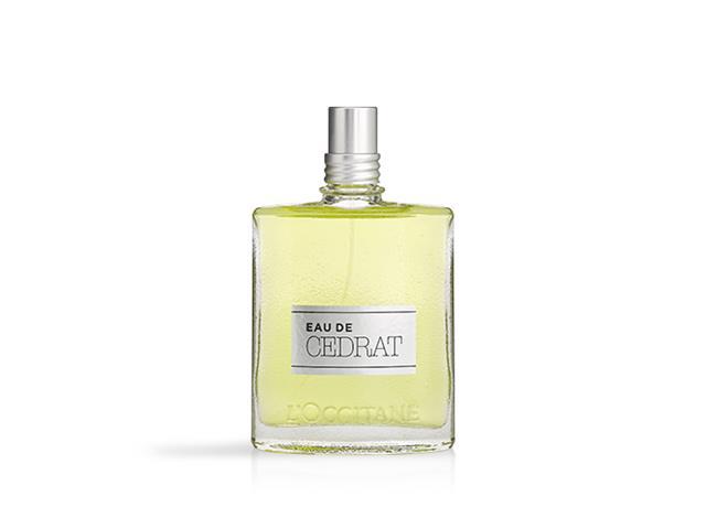 Perfume L'Occitane en Provence Cedrat para Homem Eau De Toilette 75ML