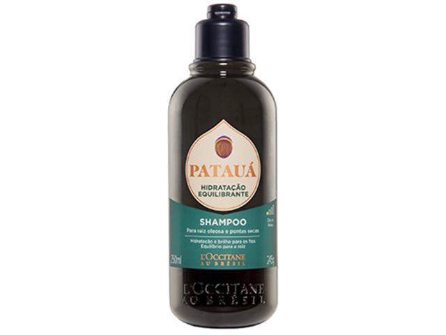 Shampoo L'Occitane au Brésil Equilibrante Patauá 250ML