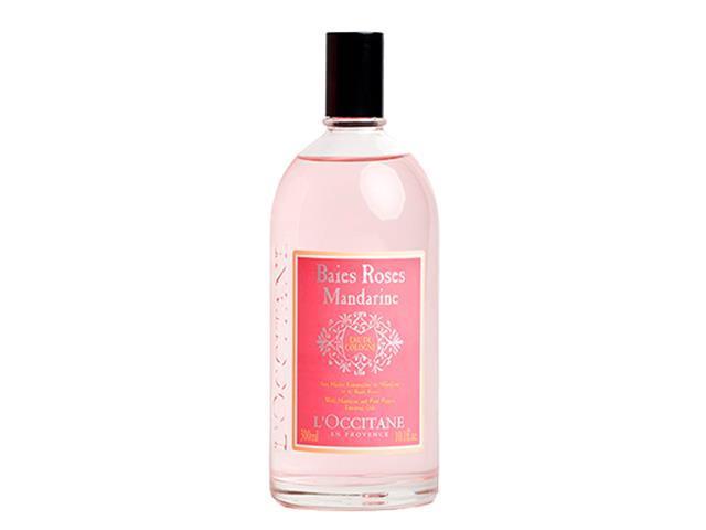 Colônia L'Occitane en Provence Pimenta Rosa e Tangerina 300ML