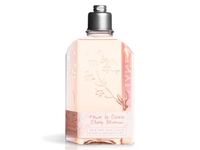 Sabonete Líquido L'Occitane en Provence Flor de Cerejeira 250ML