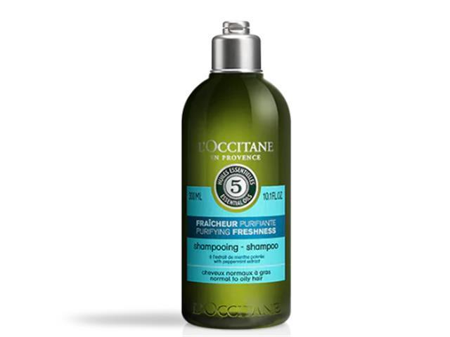 Shampoo Aromacologia L'Occitane en Provence Revitalizante 300ML