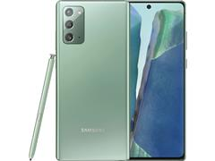"Smartphone Samsung Galaxy Note20 5G 256GB 6.7"" 8GB 64+12+12MP Verde - 0"