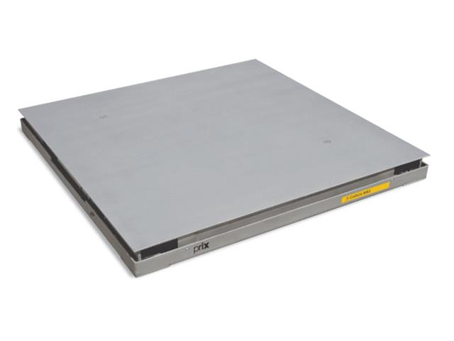 Balança de Piso Multiuso Toledo Prix 2180 1,00 x 1,00 Inox 600 Kg