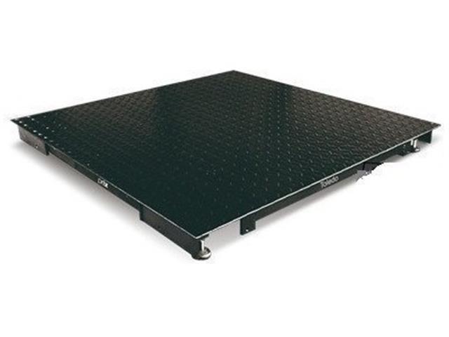 Balança de Piso Portátil Toledo Prix 2180 1,20 x 1,20 Carbono 300 Kg