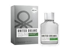 Perfume Benetton United Dreams Aim High Masculino EDT 200ML