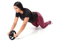 Roda Acte Sports para Exercícios Abdominais - 2