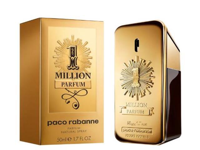 Perfume Paco Rabanne 1 Million Parfum Eau de Parfum Masculino 50ML