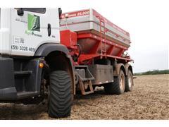 Aplicação de Corretivos Agrícolas - Agroprecision