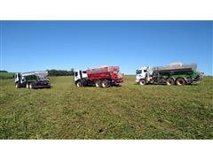 Aplicação de Corretivos Agrícolas - Agroprecision  - 2
