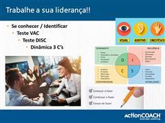 Autoconhecimento, Perfil DISC e VAC - ActionCOACH