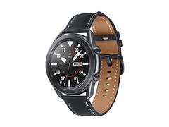 Smartwatch Samsung Galaxy Watch 3 4G LTE 45mm Pulseira Couro Aço Preto - 2
