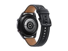 Smartwatch Samsung Galaxy Watch 3 4G LTE 45mm Pulseira Couro Aço Preto - 4