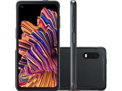 """Smartphone Samsung Galaxy Xcover PRO Robusto 64GB 4G 6.3"""" 25+8MP Preto"""