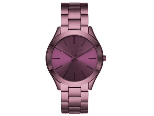 Relógio Michael Kors Essential Feminino MK4415/1TN Roxo