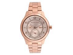 Relógio Michael Kors Essential Feminino MK6589/1JN Runway Bronze - 3