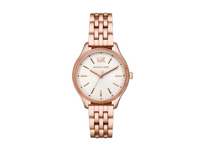 Relógio Michael Kors Big Cases Feminino MK6641/1JN Lexington Bronze