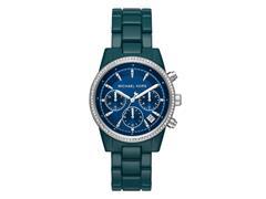 Relógio Michael Kors Sparkle Feminino MK6722/1VN Azul