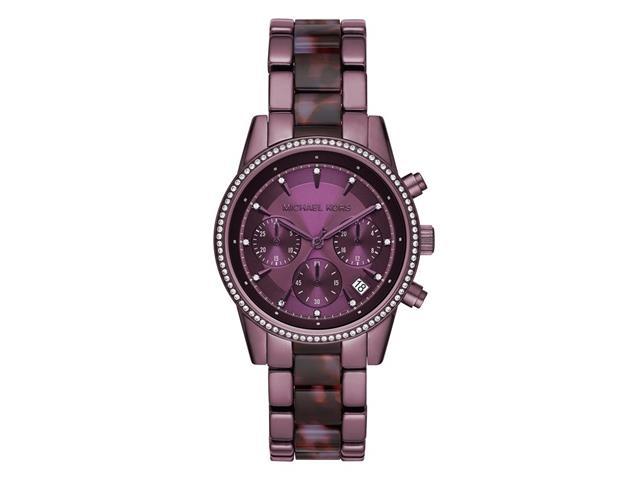 Relógio Michael Kors Sparkle Feminino MK6720/1NN Roxo