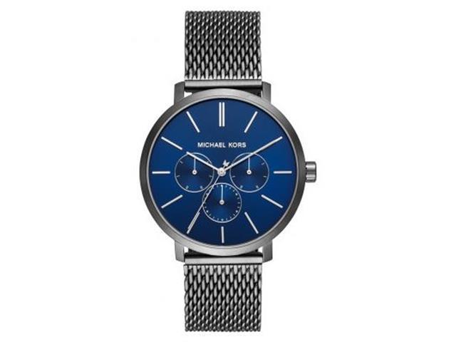 Relógio Michael Kors Essential Feminino MK8678/1CN Grafite e Azul