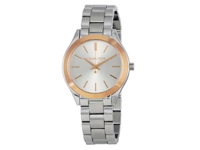 Relógio Michael Kors Minis Feminino MK3514/1KN Prateado
