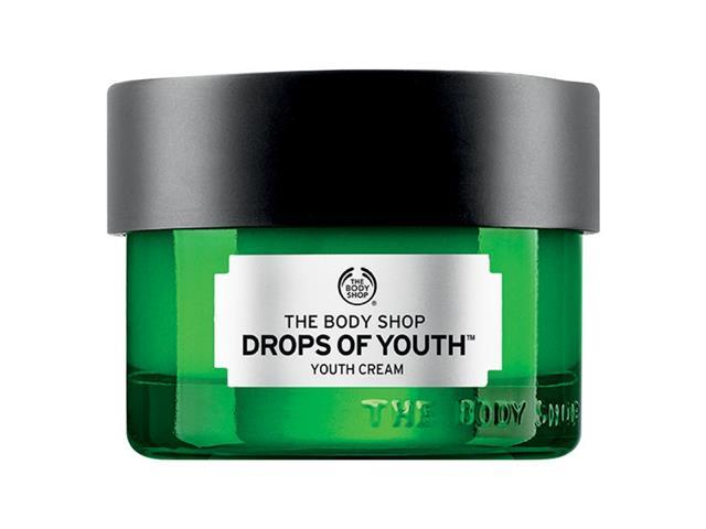 Creme Hidratante Facial The Body Shop Drops Of Youth 50ML