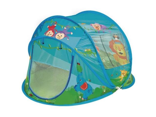 Barraca Infantil Fun Fisher Price Bichinhos da Selva