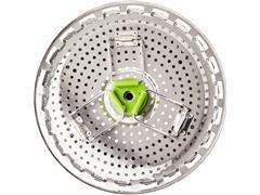 Cozedor de Legumes Prana Aço Inox 28CM - 4