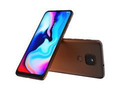 """Smartphone Motorola Moto E7 Plus 64GB Duos 6.5""""4G Câm 48+2MP Bronze - 2"""