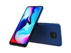 """Smartphone Motorola Moto E7 Plus 64GB Duos 6.5"""" 4G Câm 48+2MP Azul - 1"""