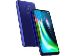 "Smartphone Motorola Moto G9 Play 64GB Duos 6.5"" 4G Câm 48+2+2MP Azul - 2"