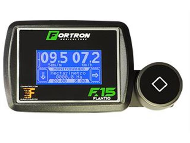 Kit Fortron F15 Monitor Plantio 20 Linhas Intacta 2X