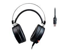 Headset Gamer Warrior PH306 Flamma USB 2.0 Stereo LED RGB - 3