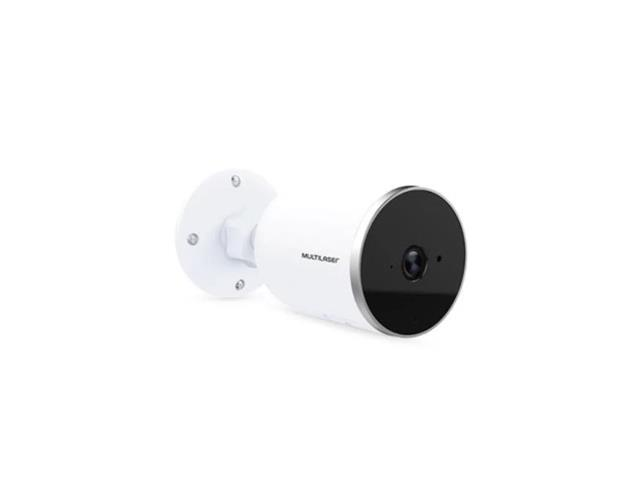 Câmera Externa Inteligente IP66 Multilaser Liv SE222 Full HD Wi-Fi
