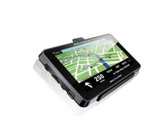 GPS Multilaser GP035 Tracker TV Touch FM Câmera de Ré Avin LCD 4,3 Pol - 2